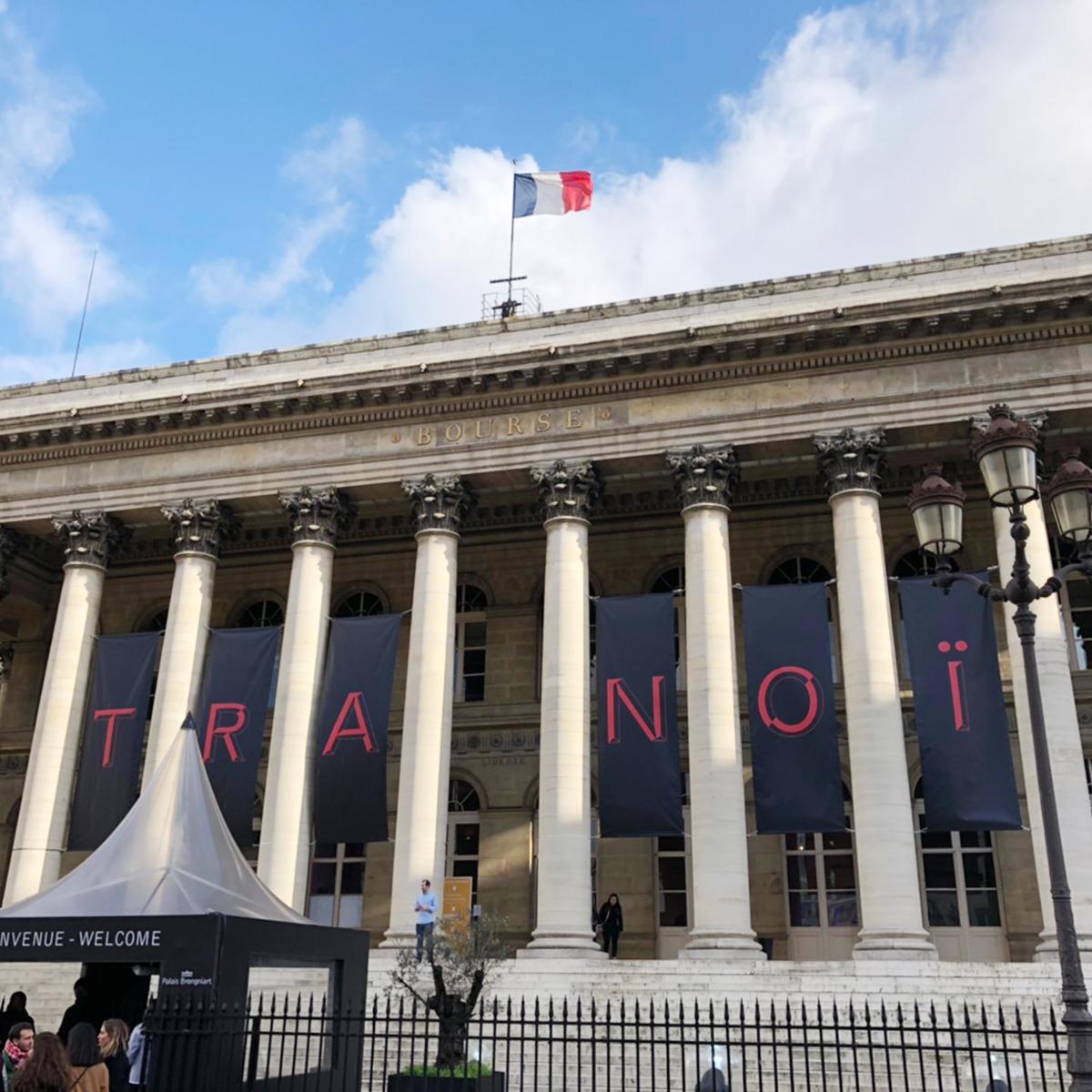 [PRODUCT] debut in Paris !  28th Feburuary -2nd March 2020 @ TRANOI PARIS