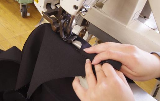一流ブランド・アパレルメーカーを長く支える縫製会社