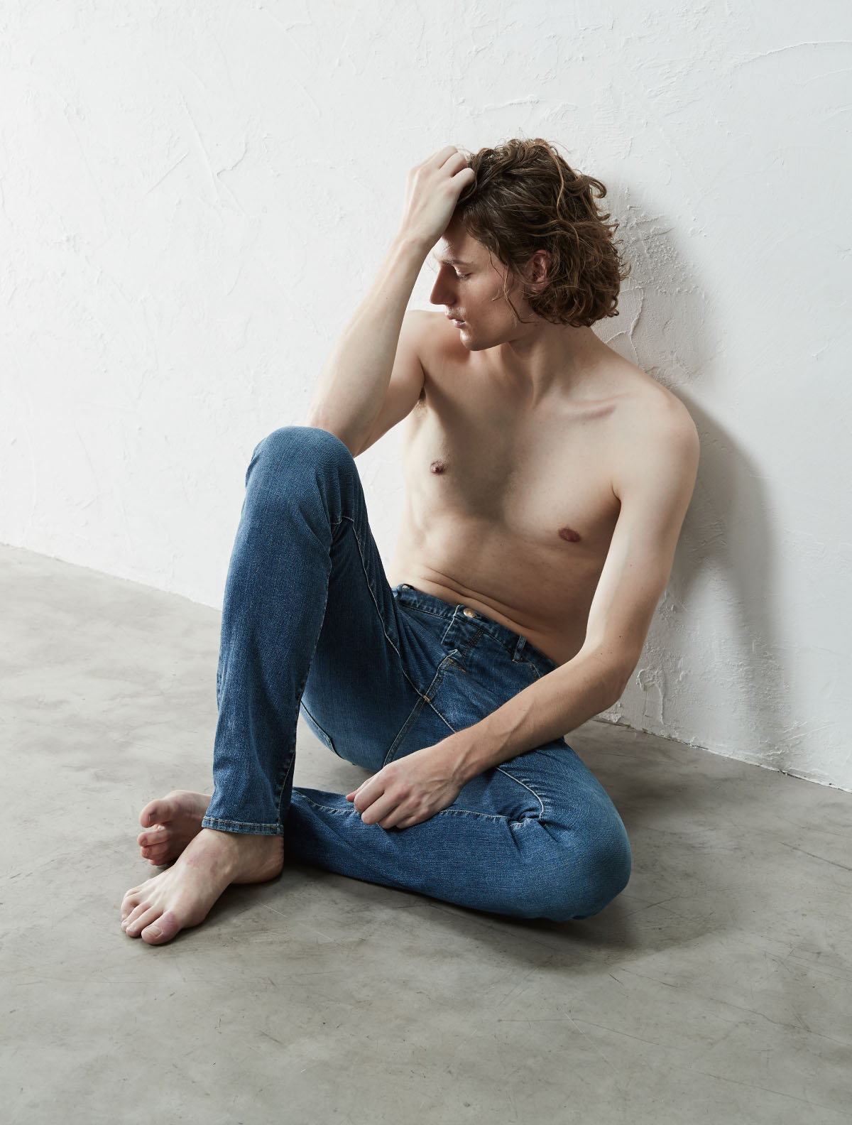 ANATOMIC CURVE PANTS
